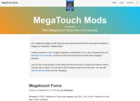 megatouchmods.com