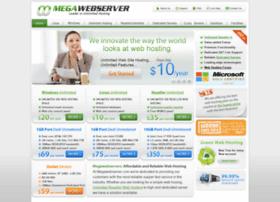 megawebserver.com
