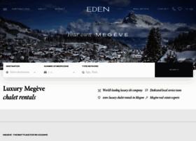 megeve.edenluxuryhomes.com