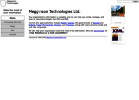 Megginson.com