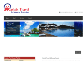 mehaktravels.co.uk