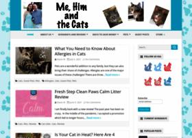 mehimandthecats.com