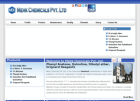 mehkchemicals.com