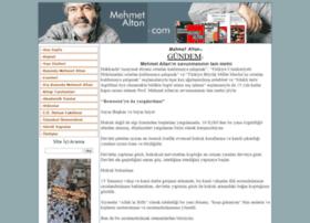 mehmetaltan.com