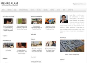 mehrealam.com