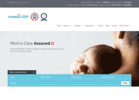 mehtachildrenshospitals.com