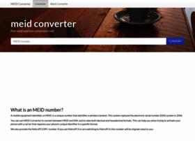 meidconverter.com