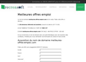 meilleures-offres-emploi.com