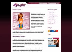 meilleursregimes.com