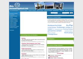 mein-auslandstagebuch.info