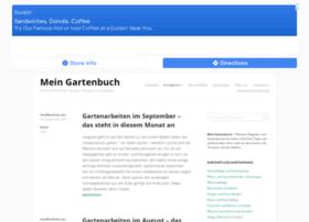 mein-gartenbuch.de