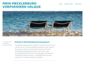 mein-mecklenburg-vorpommern-urlaub.de