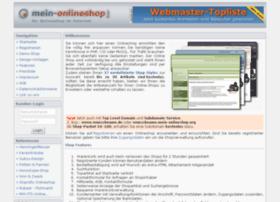 mein-onlineshop.org