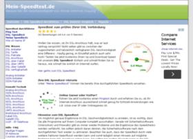 mein-speedtest.de