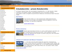 mein-urlaubsbericht.de