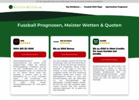 meister-wetten.com