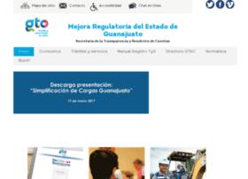 mejoraregulatoria.guanajuato.gob.mx