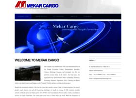 mekarcargo.com