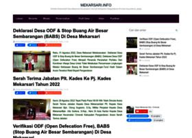 mekarsari.info