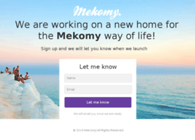 mekomy.com