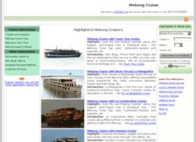 mekong-cruising.com