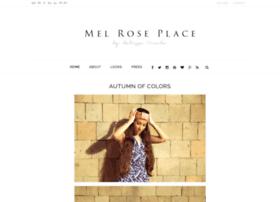 mel-rose-place.com