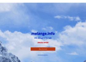 melange.info