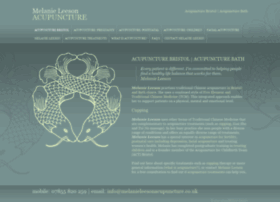 melanieleesonacupuncture.co.uk