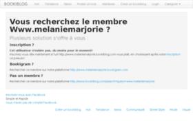 melaniemarjorie.bookiblog.com