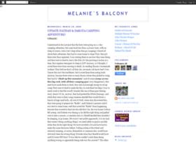 melaniesbalcony.blogspot.com