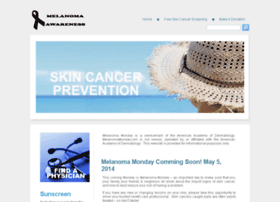 melanomamonday.com