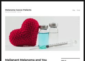 melanomapatients.org