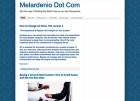 melardenio.com