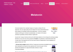 melatoninshoppen.se