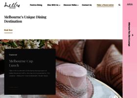 melbarestaurant.com.au