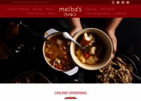 melbasrestaurant.com