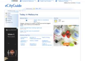 melbourne.ecityguide.com.au