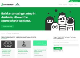 melbourne.startupweekend.org