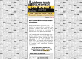 melbourneaustraliaclassifieds.com