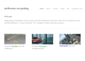 melbournecarparking.com