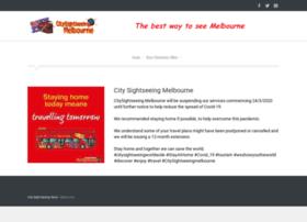 melbournecitysightseeing.com.au