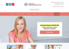 melbournehypnotherapyclinic.com