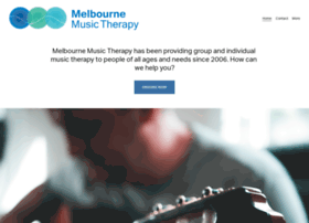 melbournemusictherapy.com