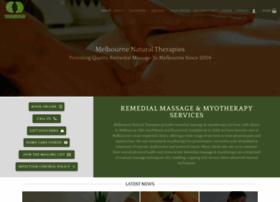 melbournenaturaltherapies.com.au