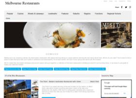 melbournerestaurants.com.au