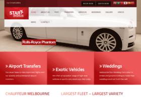 melbstarchauffeurs.com.au