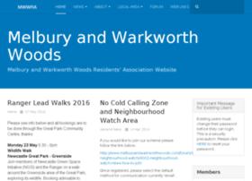 melburyandwarkworthwoods.com
