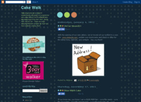 melcakewalk.blogspot.com