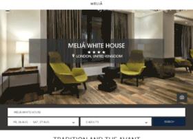 melia-whitehouse.com