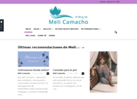 melicamacho.com